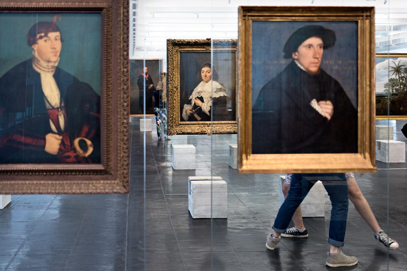 Museu de Arte de São Paulo. All rights reserved © Tomas Bertelsen