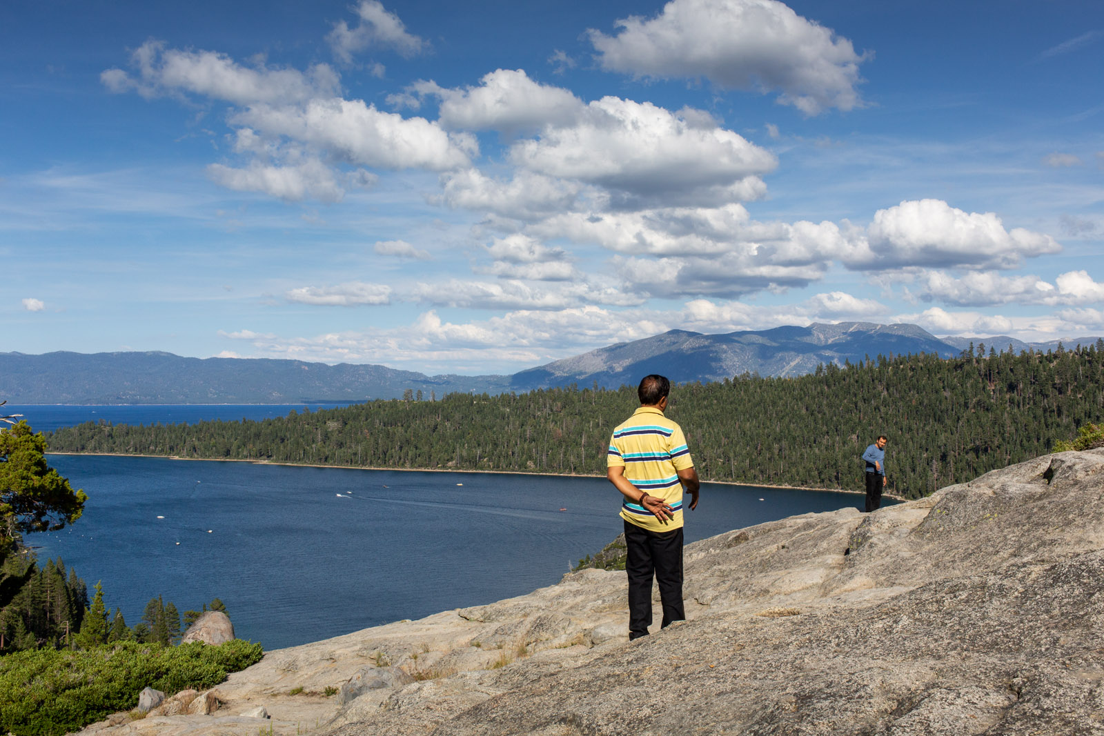 Lake Tahoe, USA. All rights reserved © Tomas Bertelsen