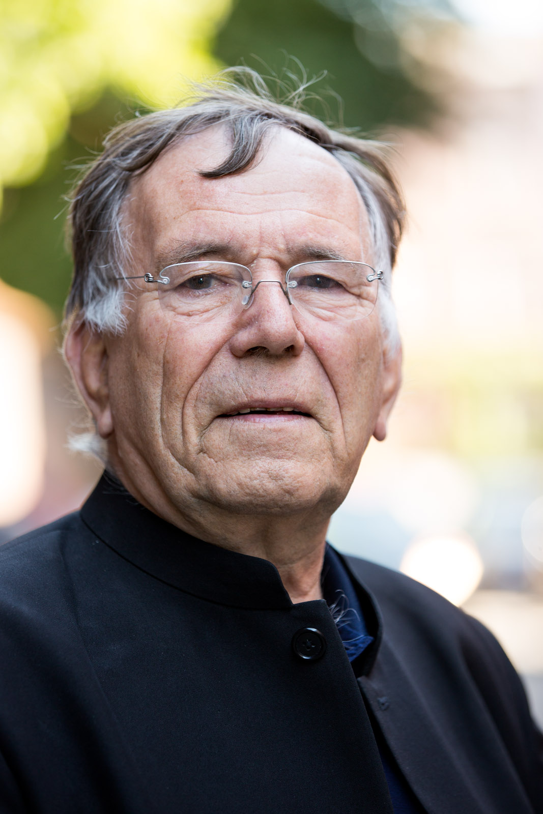 Jan Gehl. All rights reserved © Tomas Bertelsen