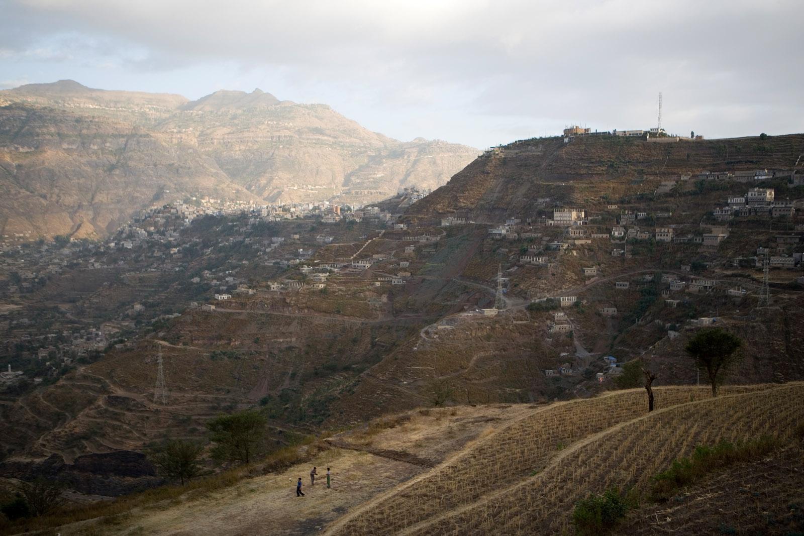 Ibb, Yeman. All rights reserved © Tomas Bertelsen