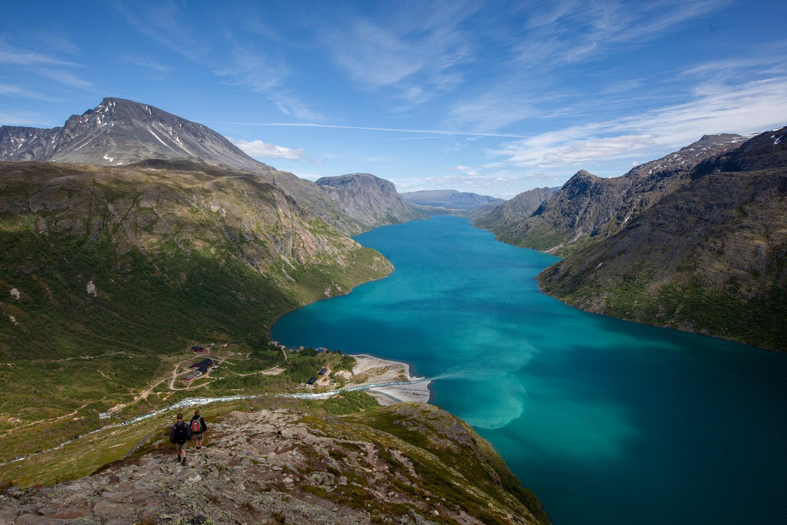 Gjende, Norway. All rights reserved © Tomas Bertelsen